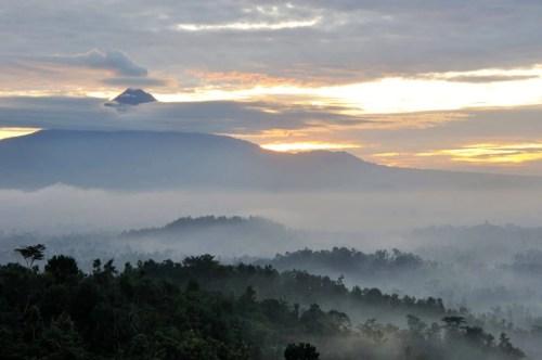lever soleil borobudur - java - indonesie