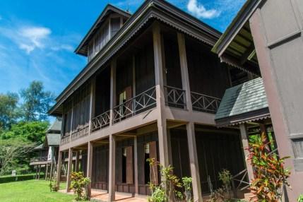 palais rattanarangsan - ranong - thailande