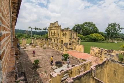ruines kellies castle ipoh - malaisie