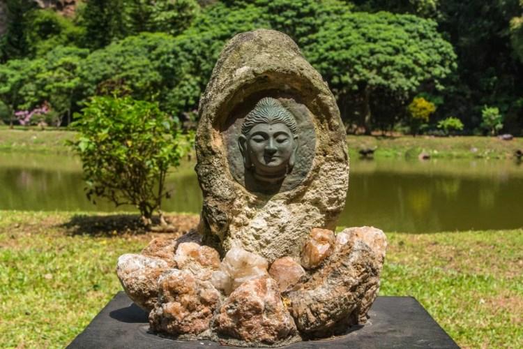 sculpture jardin kek lok tong ipoh - malaisie