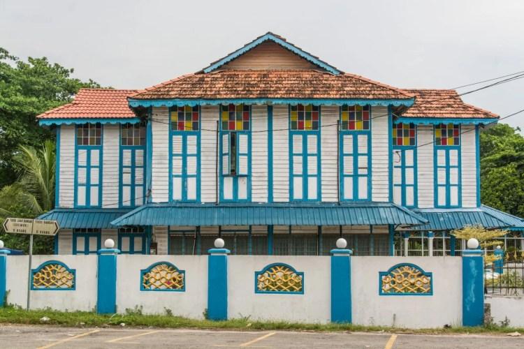 vieille maison ipoh - malaisie