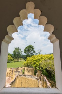 vue exterieur kellies castle ipoh - malaisie