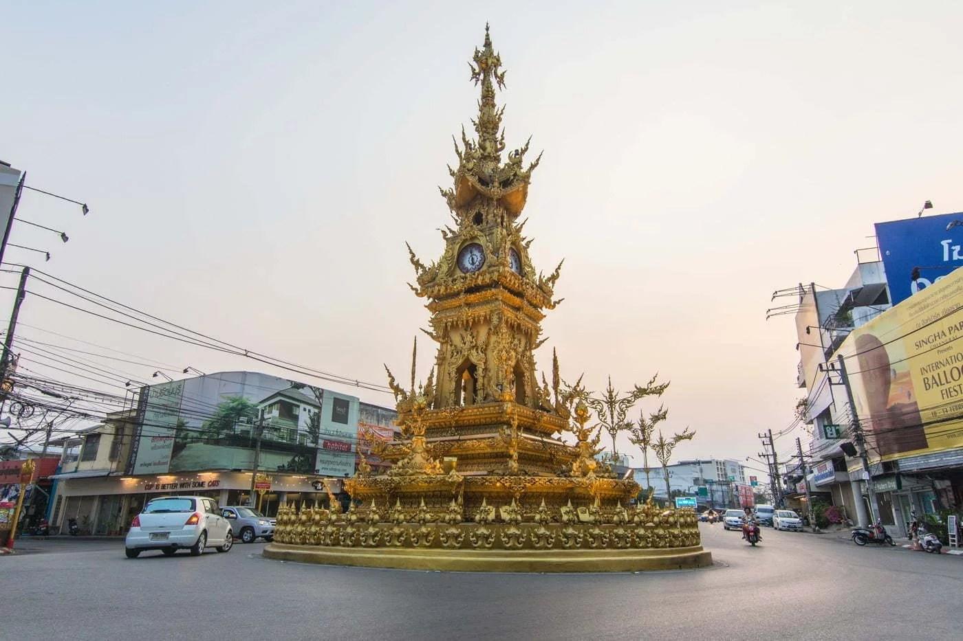cover ville chiang rai - thailande