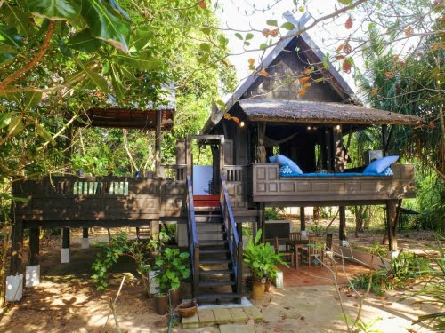 bungalow golden buddha beach resort koh phra thong