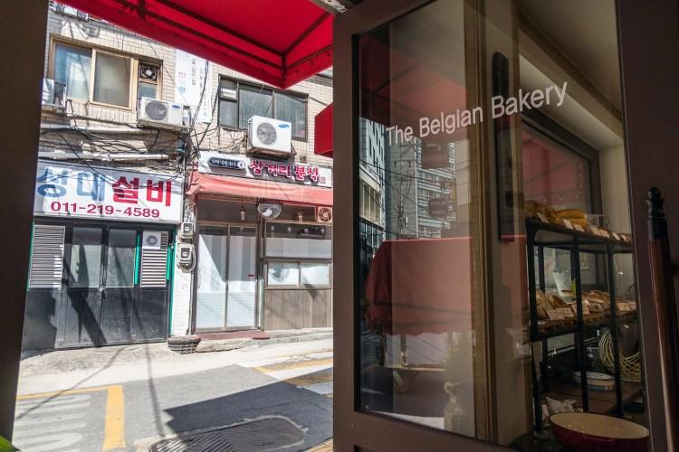 belgian bakery seoul