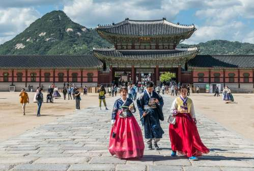 bilan itineraire budget coree du sud