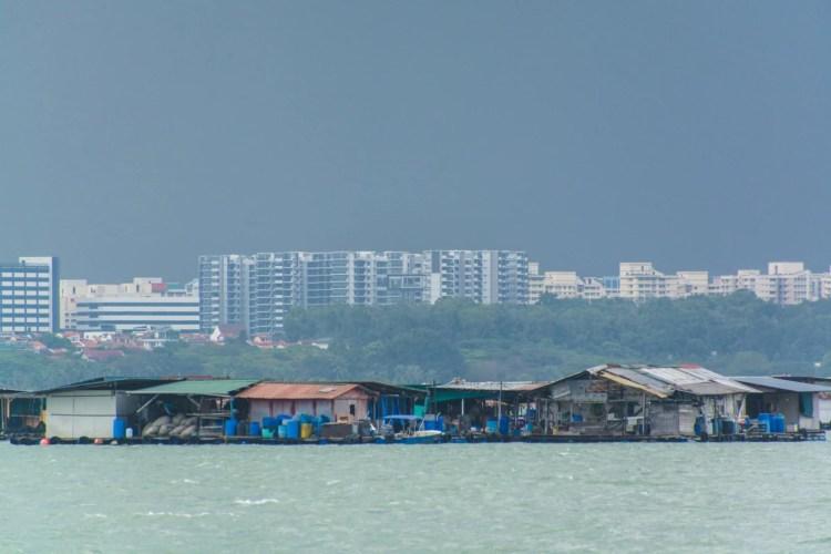 bateau pulau ubin singapour