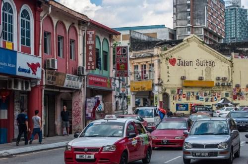 rue kuala lumpur - malaisie