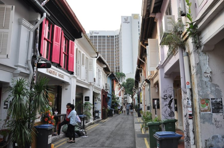 arab street singapour