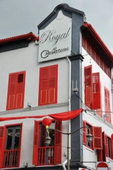 royal at chinatown singapour