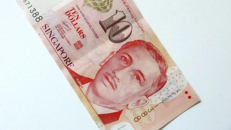 singapore 10 dollar