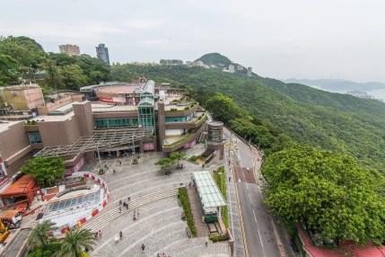 peak galleria - hong kong