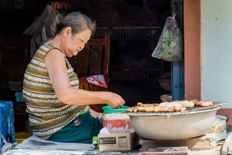 habitante - nong bua walking street - chanthaburi - thailande