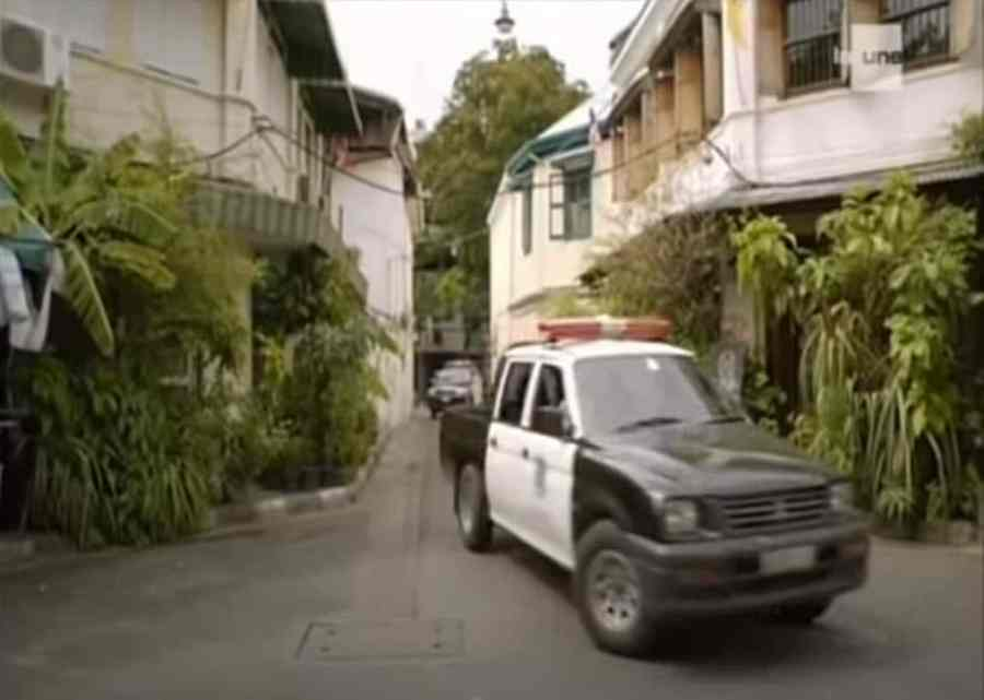 suite poursuite episode josephine ange gardien thailande