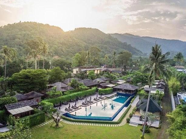 exterieur hotel gajapuri resort spa ko chang