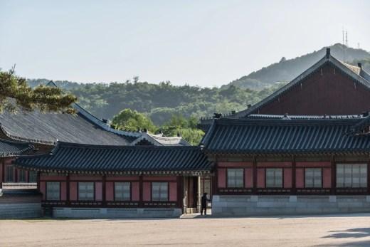 jagyeongjeon et donggung palais gyeongbokgung seoul
