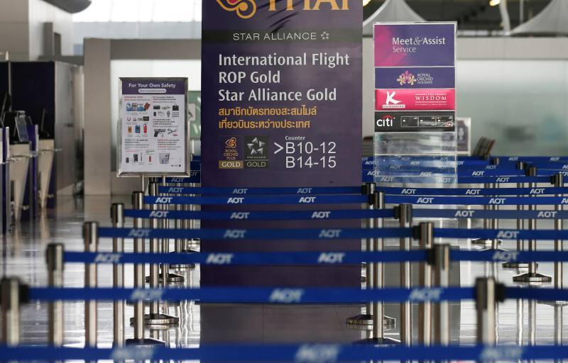 Thai Airways enregistre la pire perte nette de 4,7 milliards de dollars en raison de la pandémie