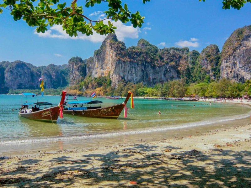 La Thaïlande peut devenir la première destination de vacances avec la crypto