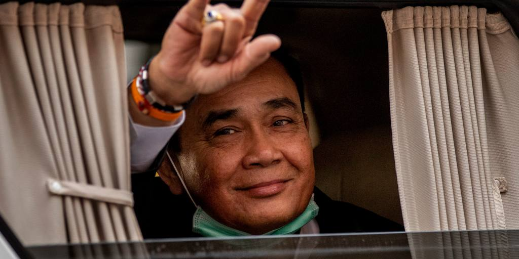 Le Premier ministre thaïlandais fait face à une menace plus grande que les manifestations: les divisions de la coalition