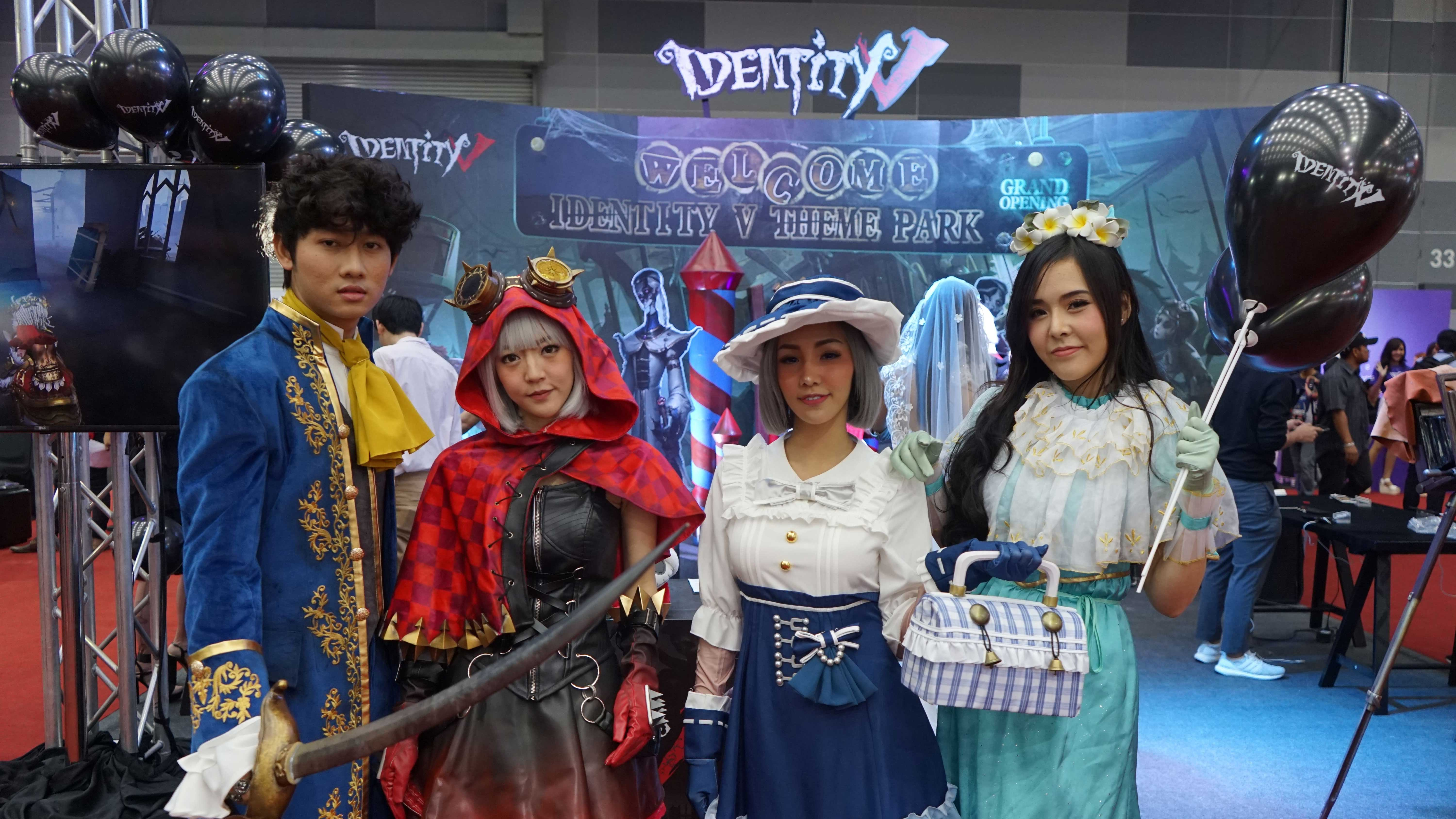 AIS eSports Cosplay Championship 2020