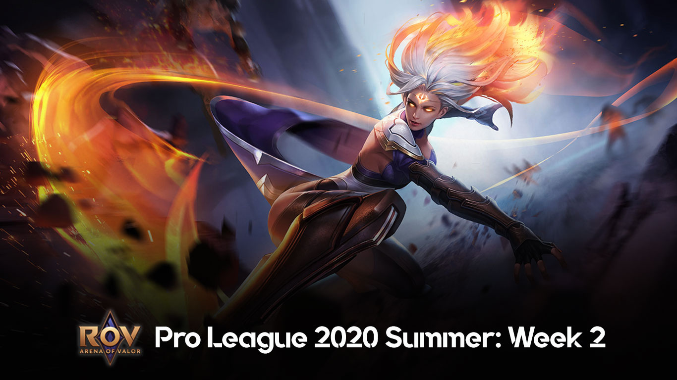 RoV Pro League 2020 Summer