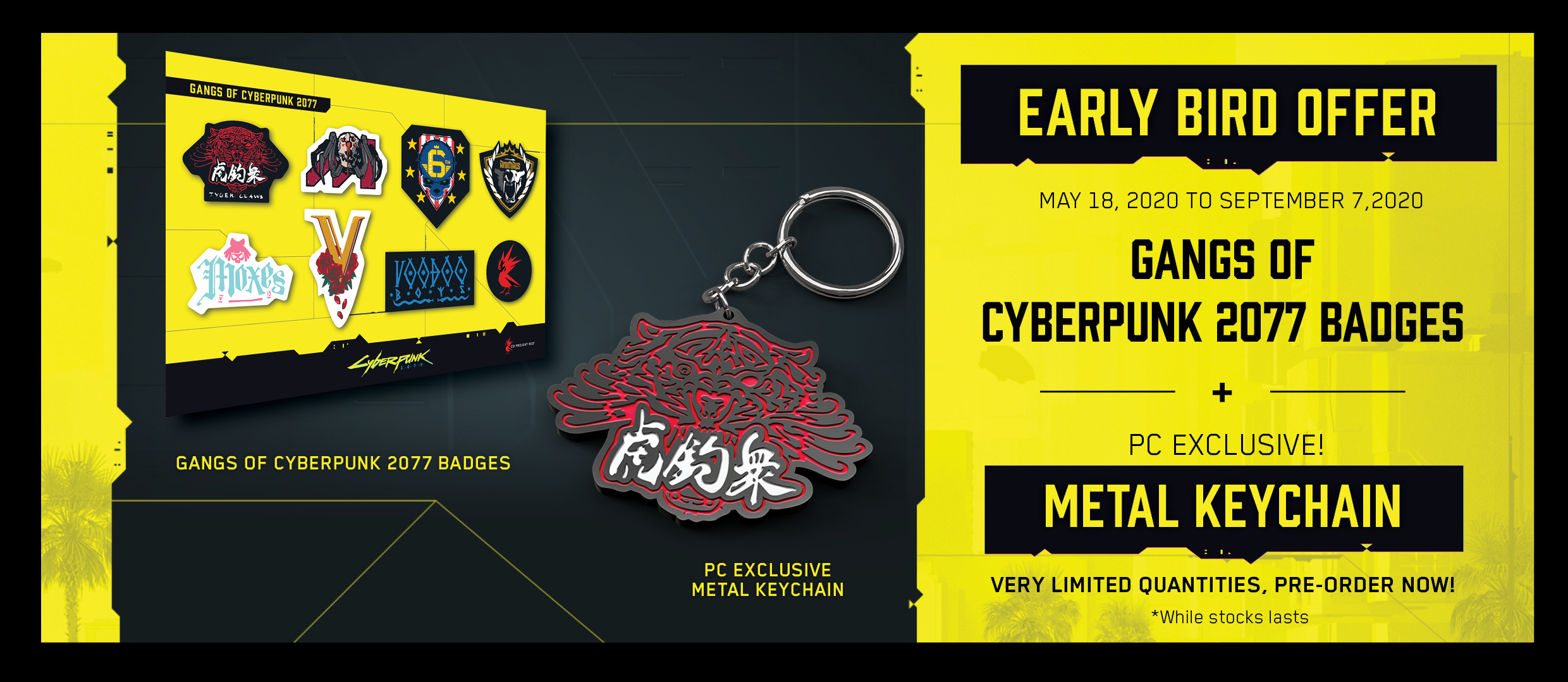 Epicsoft Asia Promotion Cyberpunk 2077 Standard PC Early Bird Offer