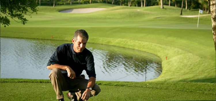 Tony Taylor | Tee 2 Green Thailand | Quality Golf Asia