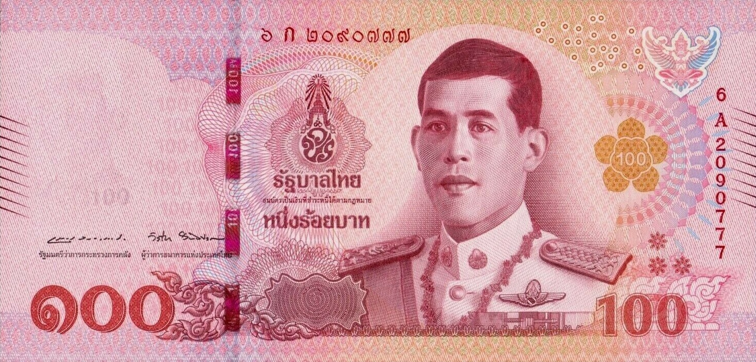 New 100 banknotes cause confusion among Thais