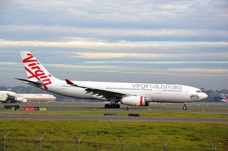 Virgin Australia Airbus A330