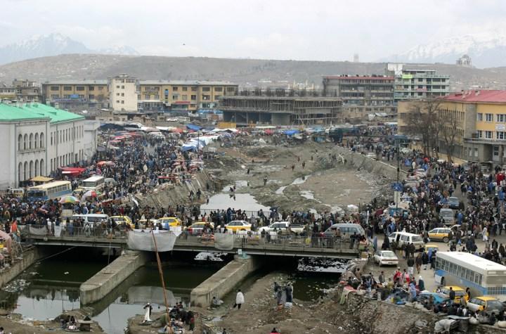 Kabul in Afghanistan
