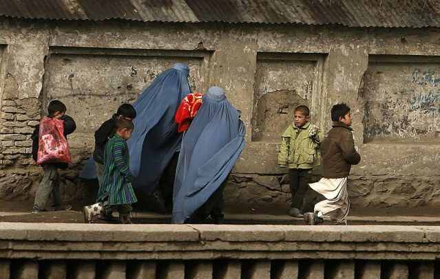 How Afghan Children End Up in 'Shadow Camps of Suicide Bombers'