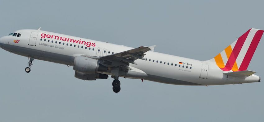 Germanwings Flight 9525 crashes into French Alps, 150 on board