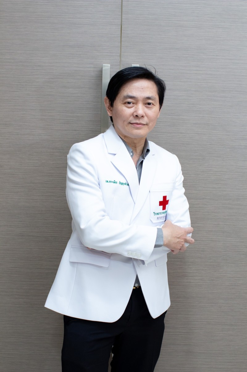 Associate Professor Krasian Panyakhamlert, M.D., Head of Gender Medicine and Menopause