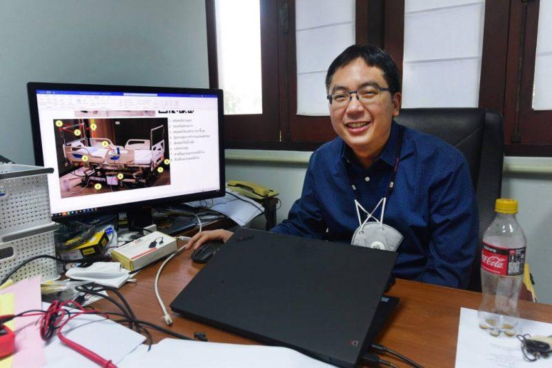 Asst. Prof. Dr. Gridsada Phanomchoeng, Department of Mechanical Engineering, Chulalongkorn University