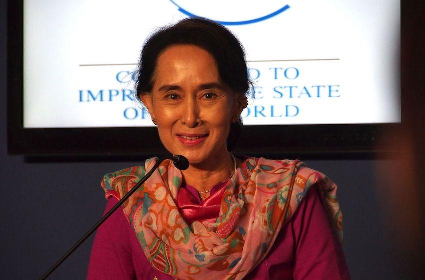 Petrol Bomb Thrown at Suu Kyi's Lakeside Villa