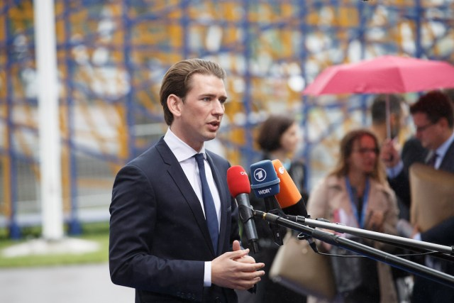 Austrian Chancellor Threatened Via Internet Over Shutting Mosques