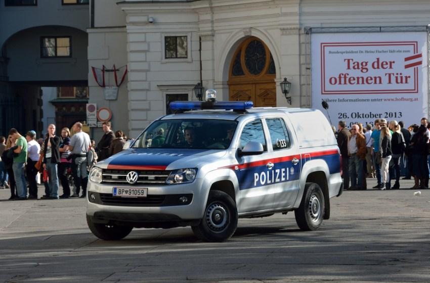 """Austria police arrest man in Vienna, """"foil terror attack"""""""