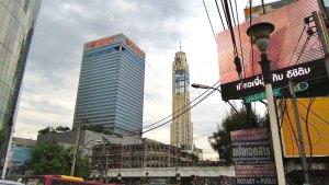 The Baiyoke II Tower, Ratchaprarop Road, Ratchathewi, Bangkok
