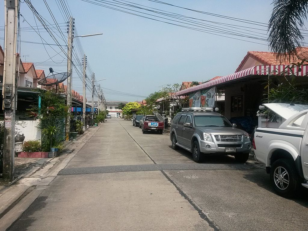 Ban Suan in Chon Buri District