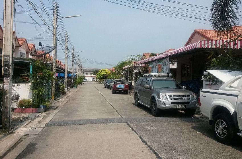 Ban Suan in Chon Buri District
