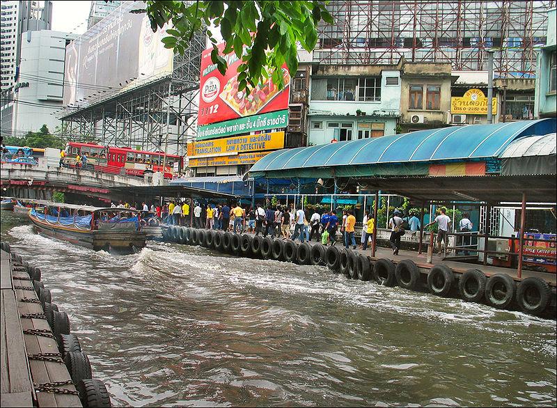 Homeless man found dead in Bangkok canal