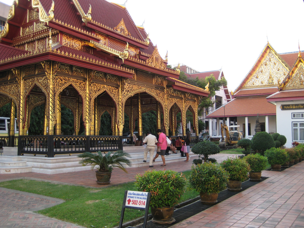 Parks, museums, beauty clinics, foot massage & tattoo shops in Bangkok to reopen on Monday