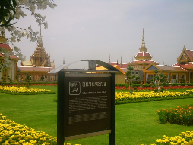 Thais visit Buddhism Promotion Week event at Sanam Luang