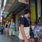 Bangla Road in Patong, Phuket
