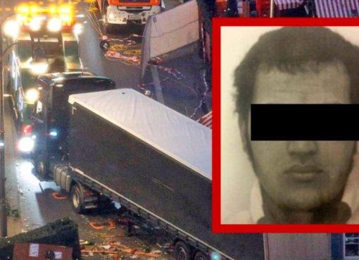 Berlin Christmas market truck attack, Tunisian suspect Anis A
