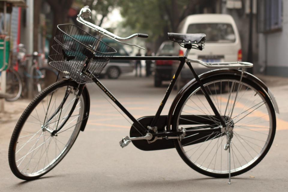 Flying Pigeon bicycle