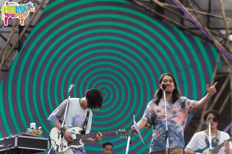 Big Mountain Music Festival In Korat