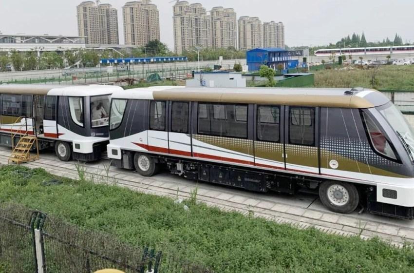 Bangkok's Gold Line Monorail to Start Running in December