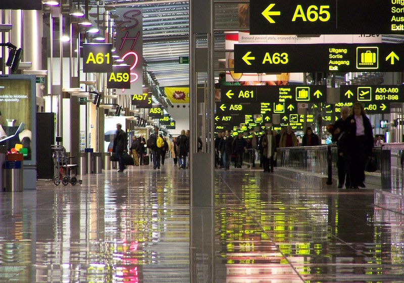 Brussels Airport pier A