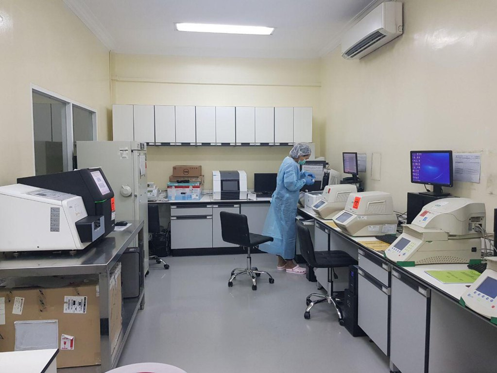 Packages, including the RT-PCR, from the IAEA to strengthen Cambodia's Covid-19 Detection Capability
